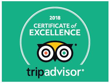 tripadvisor 2018 award