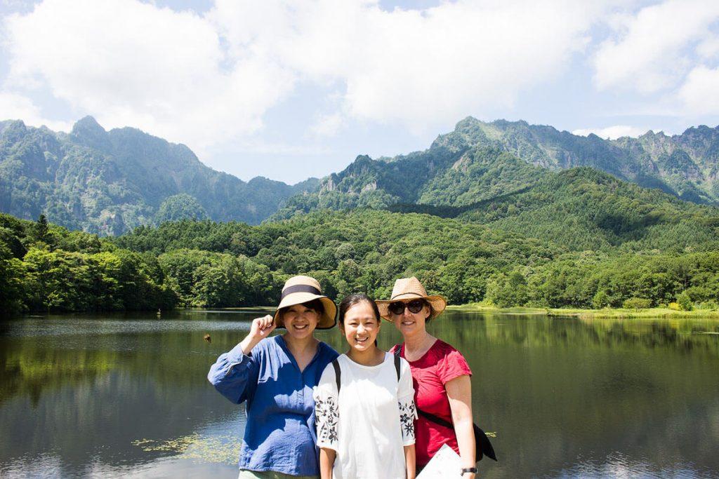 Togakushi Lake