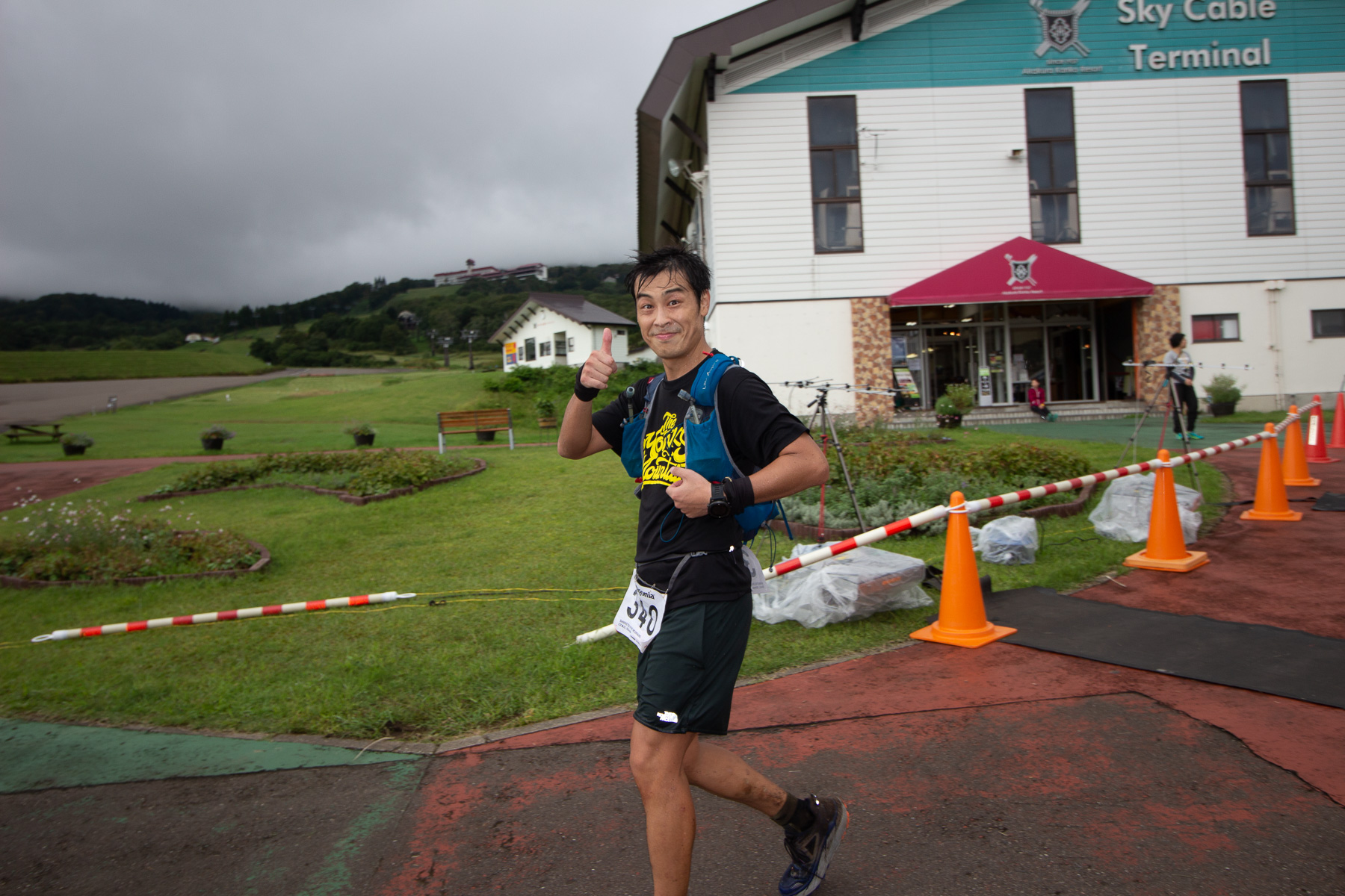 Shinetsu Five Mountain  160km Trail Run