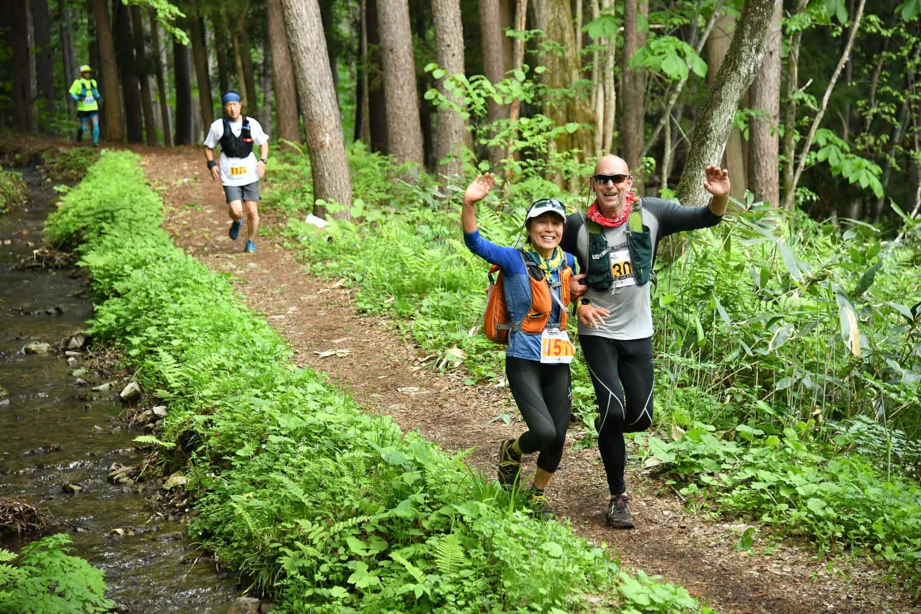 Togarkushi   MB & TB  Trail Run 2019